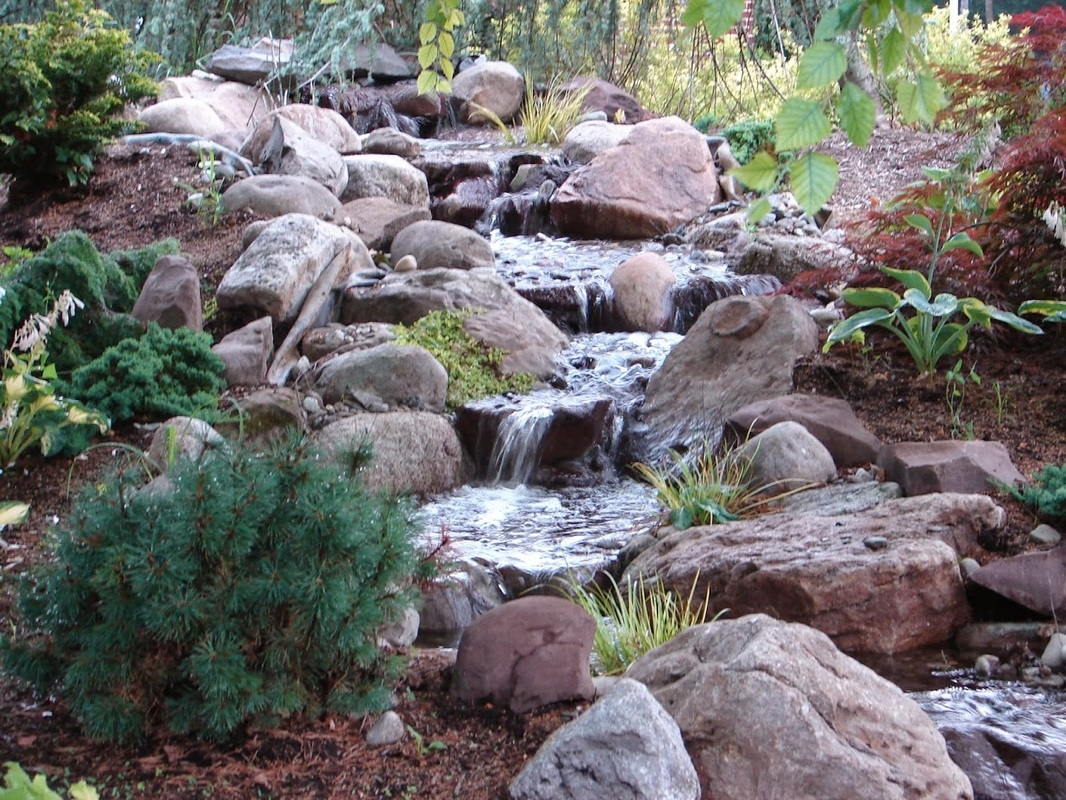 disappearing pondless waterfalls central pa harrisburg lancaster