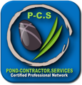Pond Contrractor Services